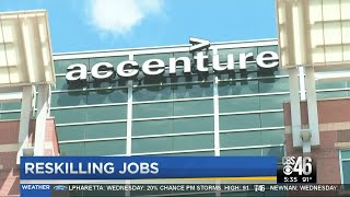 Company helps underskilled workers find employment