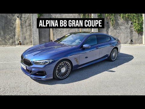 2022 BMW ALPINA B8 Gran Coupe | The Ultimate Gran Tourer
