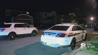 Hero' neighbor kills suspect following domestic violence incident in Pasco County