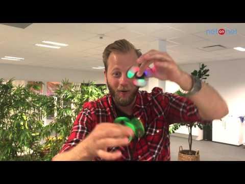 Fidget Spinners på NetOnNet