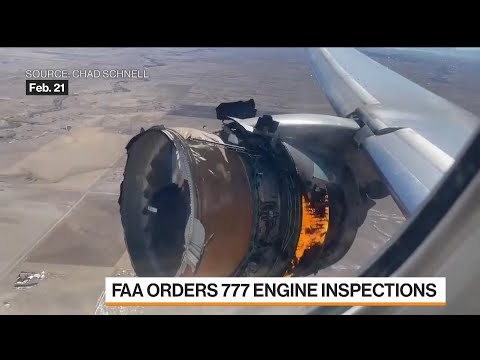 FAA Orders Inspections of Some Boeing 777 Engines