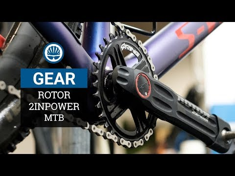 ROTOR 2INpower - World's First True Dual-Sided MTB Power Meter