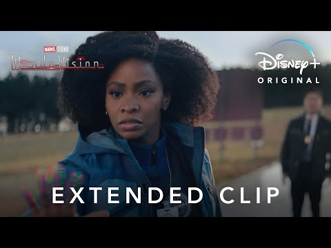 Extended Clip   Marvel Studios' WandaVision   Disney+