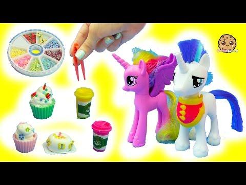 Making Tiny Clay Cupcakes For My Little Pony Shining Armor + Princess Cadance MLP - UCelMeixAOTs2OQAAi9wU8-g