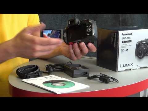 Videorecenze Panasonic Lumix DMC-G5 tělo