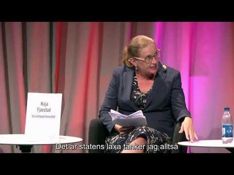 Maja Fjaestad - Från reaktivt till proaktivt: Modern teknik för vården...