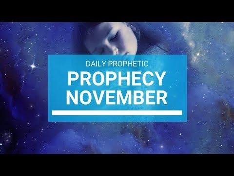 Prophetic Word November