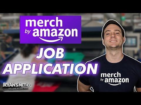 Amazon Merch is Hiring! (LEARNING FROM THE JOB DESCRIPTION)