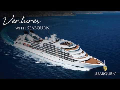 Luxury International Cruises with Abercrombie & Kent