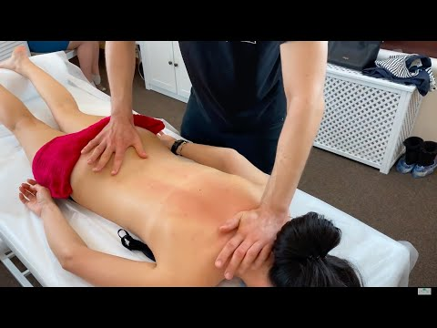 Биоэнергетический массаж подробно. Bioenergetic massage in detail. photo