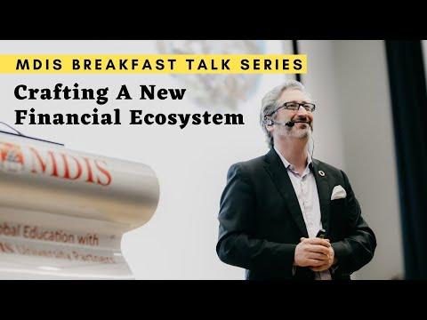 MDIS Breakfast Talk Series   Professor David L. Shrier