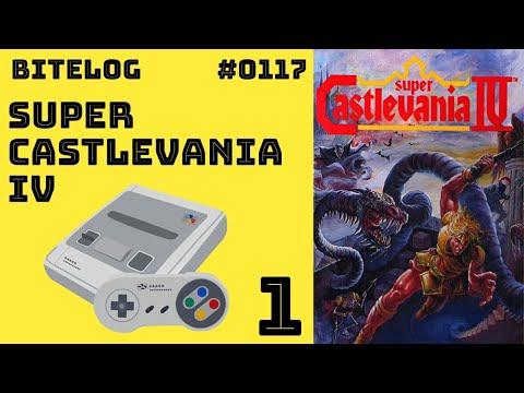 BITeLog 0117.1: Super Castlevania IV (SUPER NES)