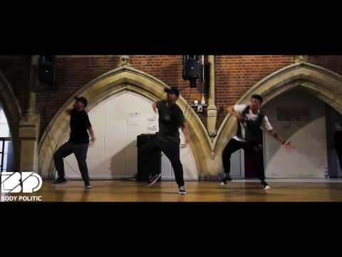 Body Politic X Kinjaz | Vinh Nguyen | Humble