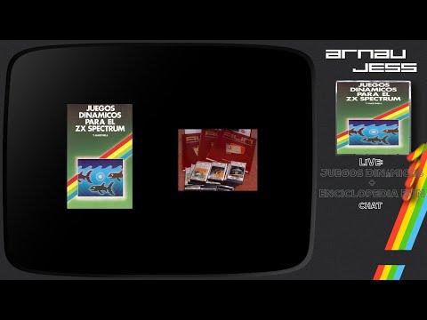 Juegos Dinámicos para el ZX Spectrum + Enciclopedia RUN: Vol 2.
