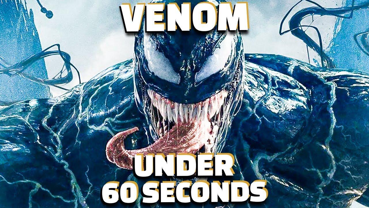 Venom In Under 60 Seconds