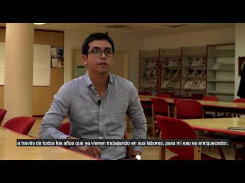 Protagonistas PADE: Manuel Alejandro Contreras