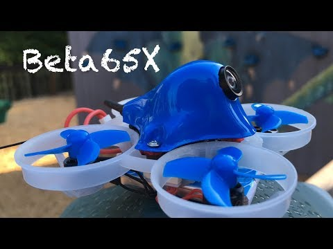 Beta65X - Fastest 65mm Whoop! - UCkSK8m82tMekBEXzh1k6RKA
