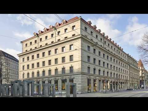 Sanierung der Bahnhofstrasse 53 in Zürich