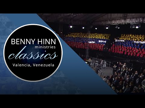 Benny Hinn Ministry Classic - Valencia, Venezuela 2007 Part 1