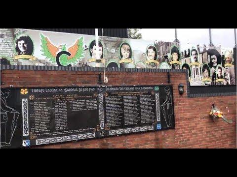 A Memorial Garden in Belfast