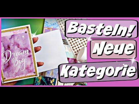 10x Bastelideen aus 10x Bastelbedarf aus Action Haul - Basteln mit Papier Idee Nr. 1 - 9999 Dinge