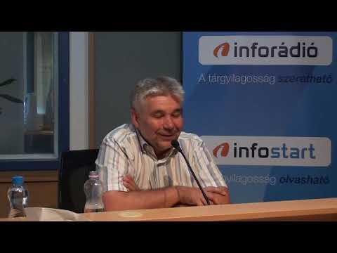 InfoRádió - Aréna - Bross Péter - 2. rész - 2020.08.13.