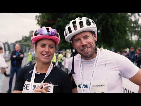 I samarbete med Sverige Springer antog de före detta elitskidåkarna Anna och Emil Jönsson Haag en riktig utmaning sommaren 2019. De deltog i världens största lopp för rullskidor - Alliansloppet i Trollhättan.  Alliansloppet är en del av West Sweden Action Weeks. Här samlas loppen för dig som springer, paddlar, cyklar, simmar eller åker rullskidor. Det är en folkfest där alla får vara med, där hållbarhet står i första led och där du upplever idrott när den är som allra bäst!  Läs mer på:  https://www.vastsverige.com/westswedenactionweeks/?utm_source=youtube&utm_medium=videoinfo&utm_campaign=youtube  Utmana dig själv du också!