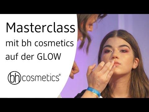 Masterclass mit bh cosmetics & Laetitia Lemak auf der GLOW in Berlin 2019
