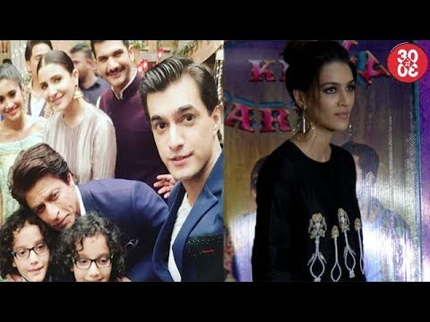 Shah Rukh Promotes JHMS On TV Show | Kriti Gets A Surprise Birthday Party From Sushant