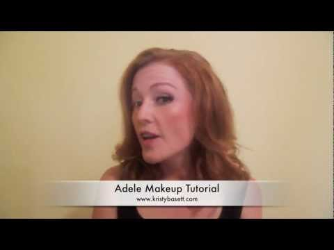 Adele Grammys Makeup Tutorial