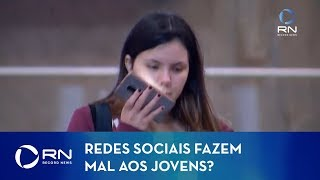 Redes sociais fazem mal aos jovens?