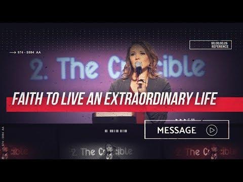 March 24th - DestinyYUMA - Faith to Live an Extraordinary Life