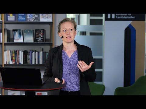 Emma Engström - När använder vi artificiell intelligens (AI) och vad innebär det?