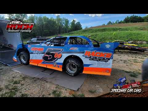 #509 Kevin Copher - Crate Late Model- 6-5-21 Rockcastle Speedway - dirt track racing video image