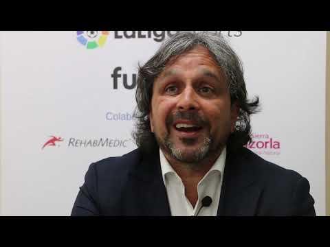 Manolo Bueno:  La LNFS es fundamental para dar el soporte de deporte de élite al Fútbol Sala