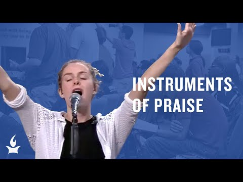 Instruments of Praise (spontaneous) -- The Prayer Room Live Moment