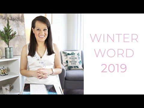 Winter Prophetic Word- Kay Nash