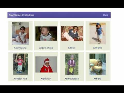 Free Online Baby Photo Contest India 2013 - Parenting Nation India