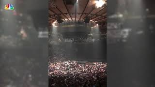 NYC Blackout: Jennifer Lopez Concert at MSG Cut Short By Power Outage | NBC New York