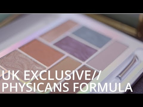 feelunique.com & Feel Unique Promo Code video: FEELUNIQUE EXCLUIVE// PHYSICIANS FORMULA   Feelunique