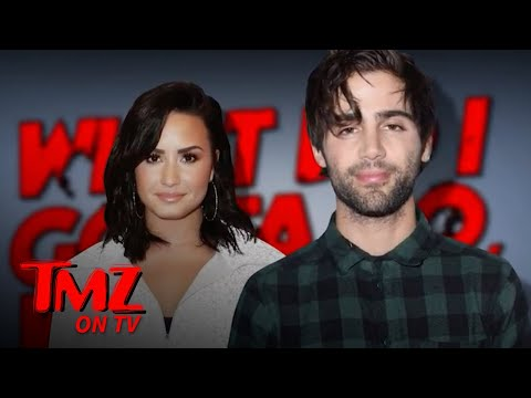 Demi Lovato's Ex Max Ehrich Claims They Haven't Broken Off Engagement   TMZ TV