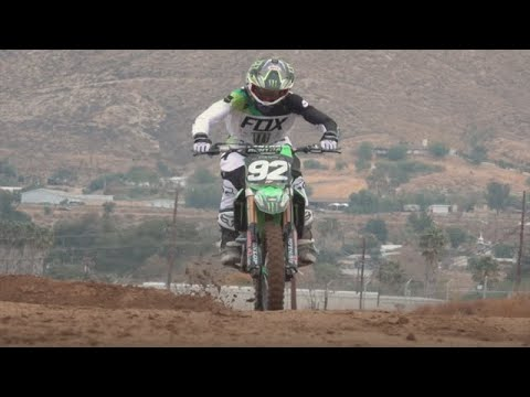 Adam Cianciarulo | Raw Supercross | TransWorld Motocross