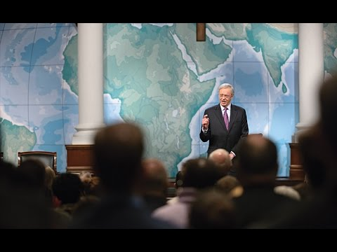 Touching the Hearts of the Next Generation – Dr. Charles Stanley