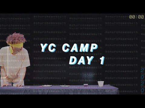 YC CAMP: Day 1 (2020) YouthCulture Camp