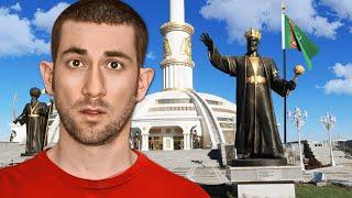 10 Wacky Things About TURKMENISTAN