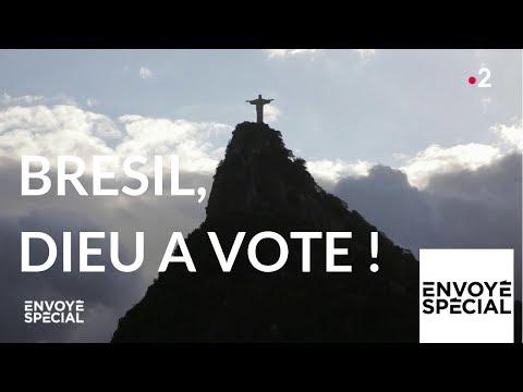 nouvel ordre mondial | Envoyé spécial. Brésil : Dieu a voté ! - 8 novembre 2018 (France 2)