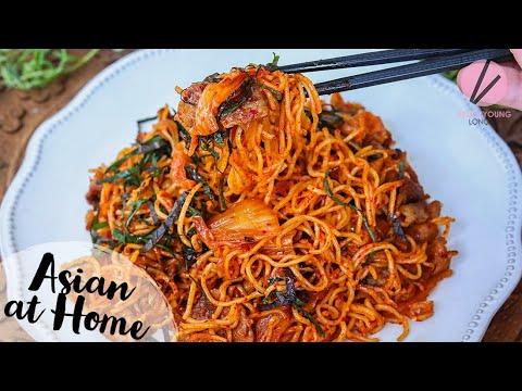 Kimchi Fried Noodles - UCIvA9ZGeoR6CH2e0DZtvxzw