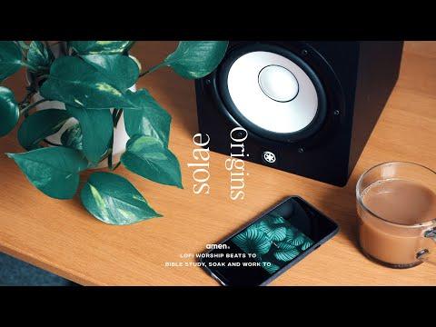 solae - Origins (Full Album Visualiser) [Lofi Bible Study Beats]