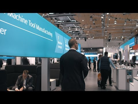 Siemens digitalization solutions for machine tool builders