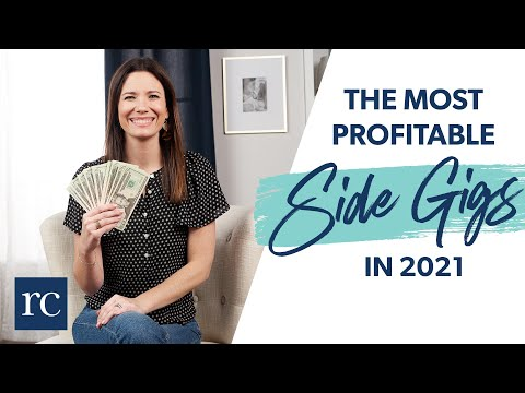 Most Lucrative Side Gigs in 2021